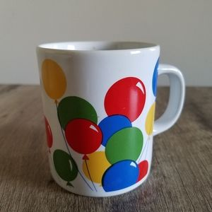 Vintage Balloon Mug